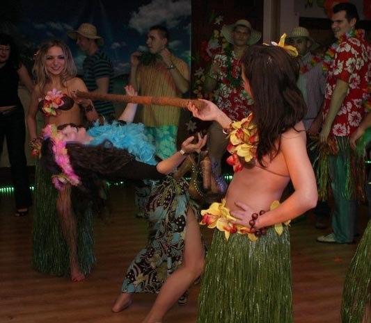 Гавайская вечеринка плакат своими руками фото 767