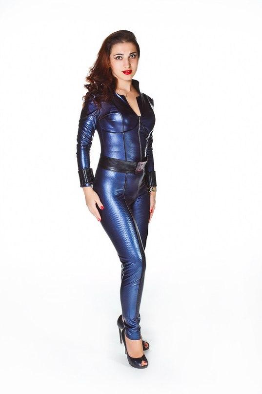 Чёрная вдова из мстителей