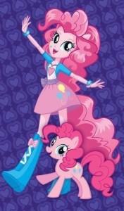 а также Пинки Пай
