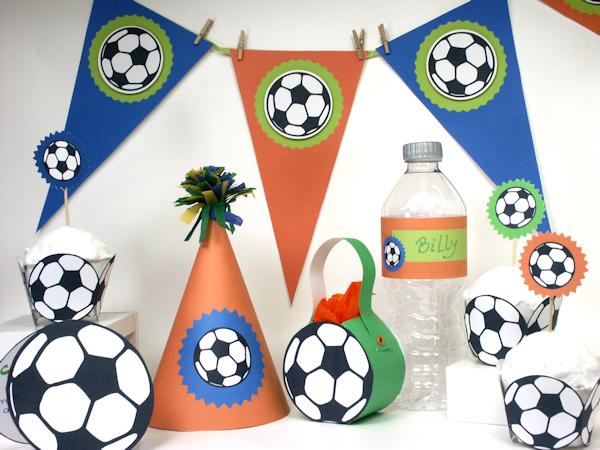 день рождения в футбольном стиле для ребенка ограждения (заборы) для